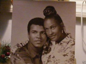 Muhammed and Khalilah Ali