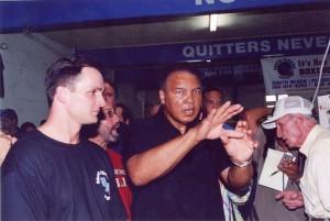 Muhammad Ali @SBB