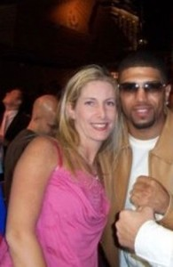 "Jolie Glassman and Ronald ""Winky"" Wright"