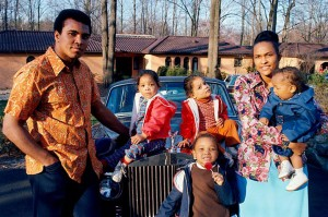 Muhammed Ali, Khalilah Ali and family