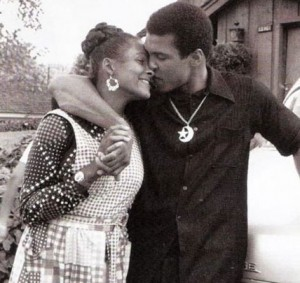 Khalilah and Muhammad Ali