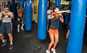 boxing classes
