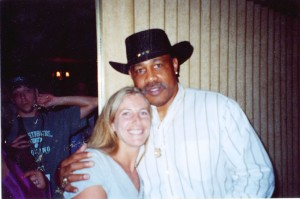 Jolie Glassman and Ken Norton