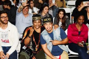 Khalilah Camacho Ali & Hector Camacho Jr @SBB
