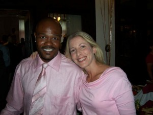 """Terrible"" Terry Norris and Jolie Glassman"