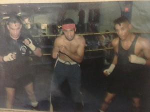 Hector Camacho Sr., Jr. & Felix Camacho @SBB