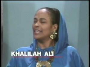 Khalilah Ali