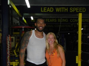Julius Peppers @SBB