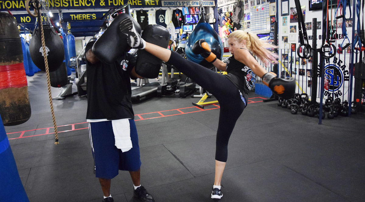 Kickboxing Muay Thai Cles